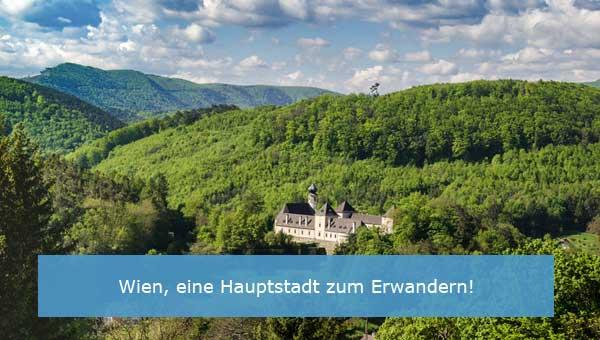 Stadtwandern -  Reise-Inspirationen die Reise Messe in Wien