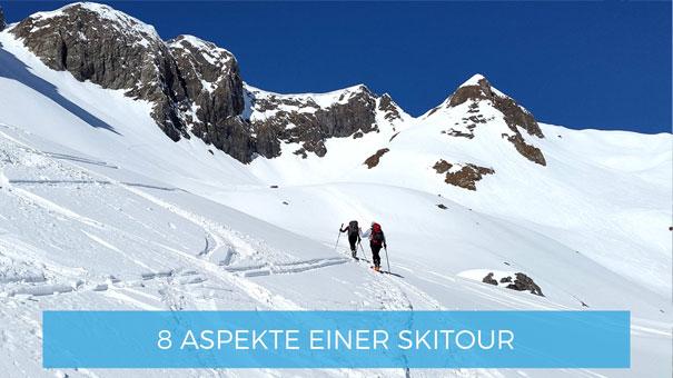 8 Aspekte Einer Skitour Reise Inspirationen Reisemesse Wien