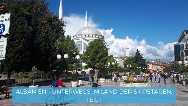 Albanien Teil 1 - Reise-Inspirationen die Reisemesse in Wien 2019