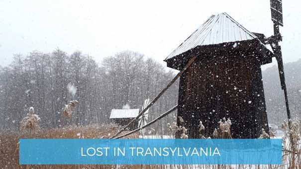 lost in transylvania - Reise Inspirationen Reisemess Wien