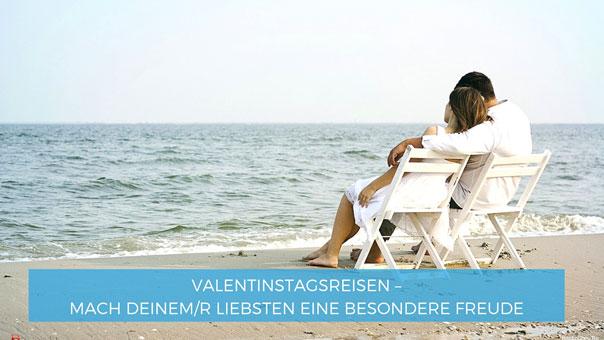 Valentinstagsreisen Reise-Inspirationen die Reisemesse in Wien