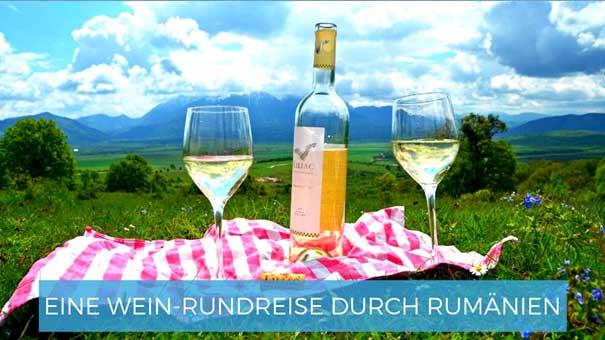 Weinreise durch Rumänien Reisemese Wien Reiseinspirationen