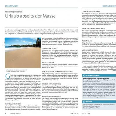 Reise Inspirationene Medienberichte Tip Online.at